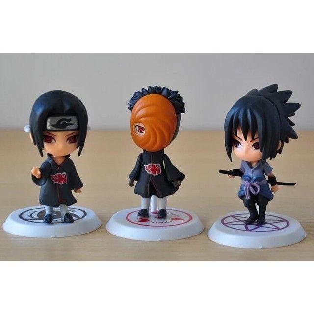 Miniatura Naruto 7 cm  - Foto 3