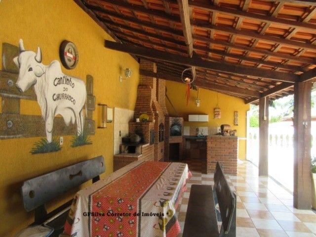 Chácara 1.500 m2 Condominio Fechado Casa 3 dorm. píscina Ref. 453 Silva Corretor - Foto 12