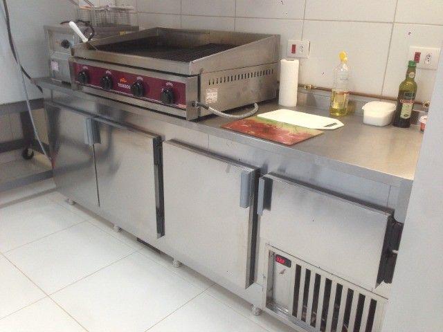 Cozinha Industrial Inox - Foto 4