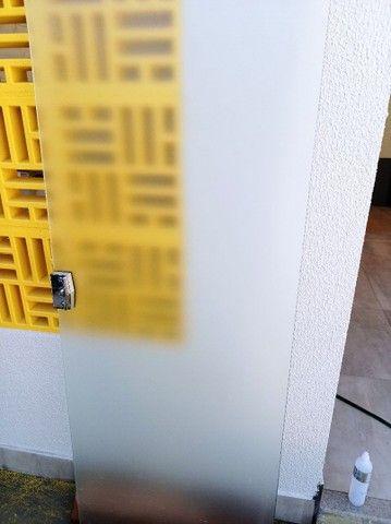 Porta de correr blindex  73x212 cm - Foto 3