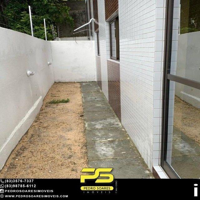 Apartamento com 2 dormitórios à venda, 50 m² por R$ 195.000 - Bancários - João Pessoa/PB - Foto 12