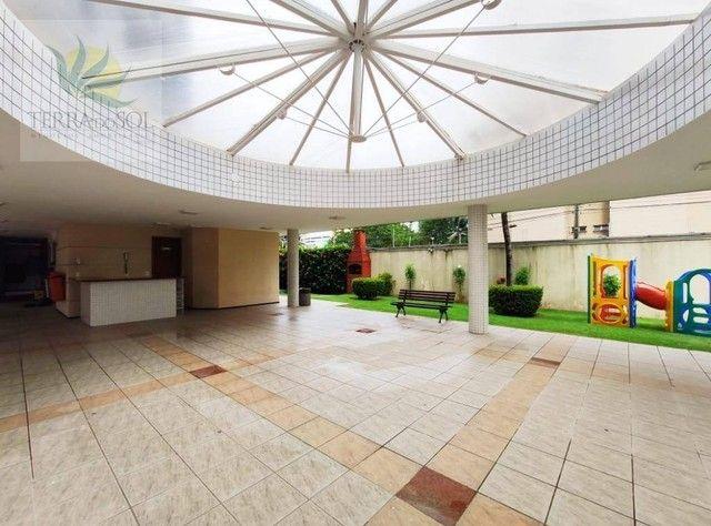 Apartamento com 3 dormitórios à venda, 68 m² por R$ 275.000,00 - Papicu - Fortaleza/CE - Foto 3