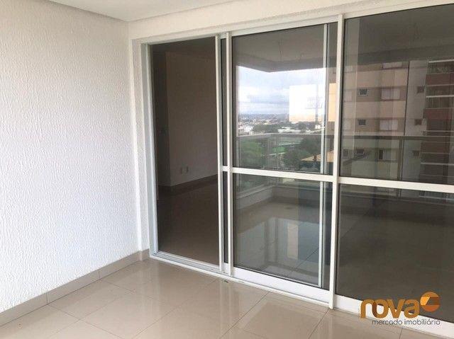 Apartamento à venda com 3 dormitórios em Residencial eldorado, Goiânia cod:NOV235809 - Foto 6