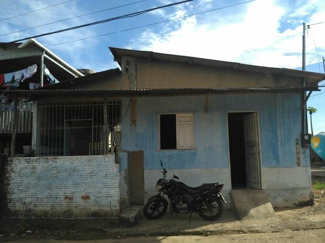 Troco - Casa 7x6 na Cidade Nova