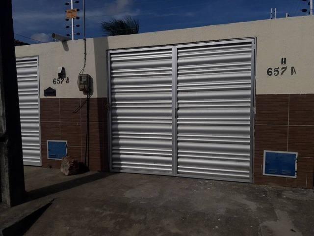Casa Plana R$ 85.000,00 no residencial maracanau avista