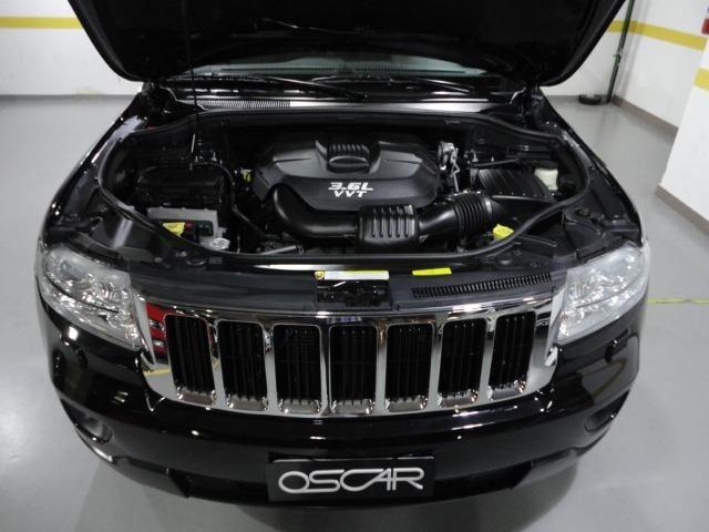 Jeep Grand Cherokee Laredo 3.6 4x4 2012 43.200km