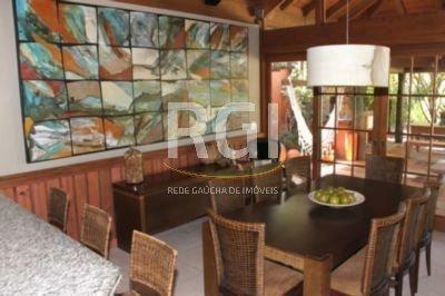 Casa de condomínio à venda com 5 dormitórios em Belém novo, Porto alegre cod:FE3243 - Foto 11