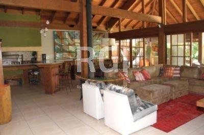 Casa de condomínio à venda com 5 dormitórios em Belém novo, Porto alegre cod:FE3243 - Foto 10