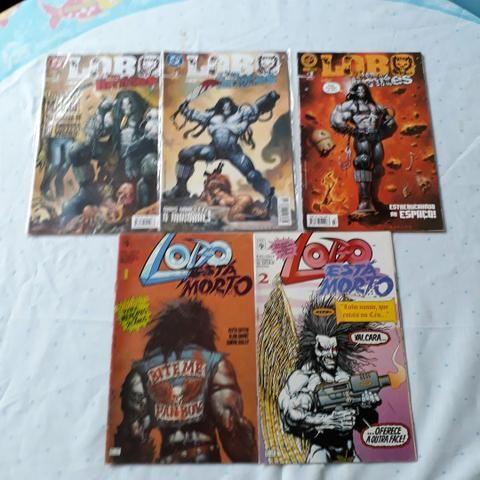 Lote 83 Gibis Diversos Marvel DC Image Nacionais e Americanos - Foto 2