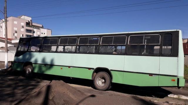 Ônibus para desmanche