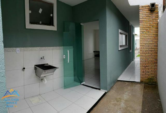 Casas com 2 quartos, suíte com 87m² de área construída na melhor localização do Pedras - Foto 11