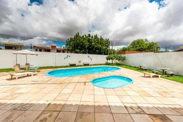 Apartamento 3 quartos na Maraponga - piscina, salão de festas, playground - Foto 4