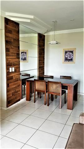 Ótimo Apartamento 3 Quartos com Suíte no Condomínio Buganville em Morada de Laranjeiras - Foto 4