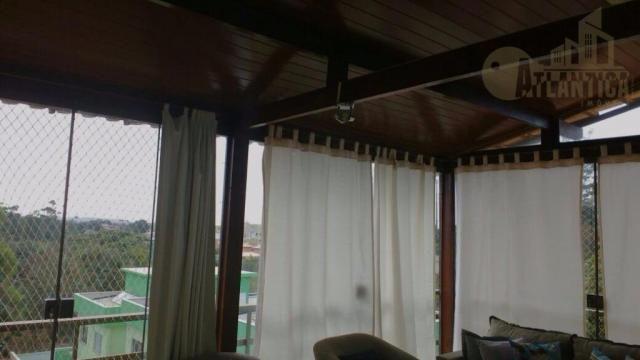 Atlântica imóveis tem excelente casa para venda no bairro Colinas em Rio das Ostras/RJ - Foto 2