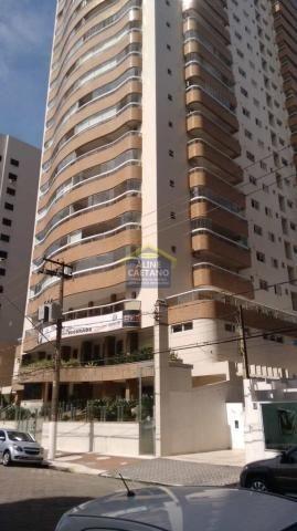 Apartamento à venda com 3 dormitórios em Canto do forte, Praia grande cod:ME723