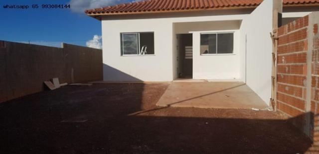 Casa Pronta Bairro Novo Mundo - Foto 3