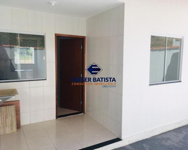 Casa à venda com 2 dormitórios em Casa macafé, Serra cod:CA00100 - Foto 2