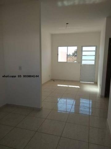 Casa para venda em várzea grande, paiaguas, 2 dormitórios, 1 banheiro, 2 vagas - Foto 19
