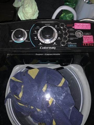 Lava roupa sem funcionar