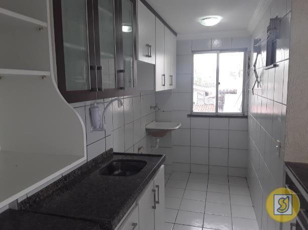 Apartamento para alugar com 2 dormitórios em Alagadiço novo, Fortaleza cod:49627 - Foto 7