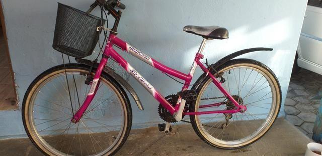 Bike bicicleta aro 24 e aro 29