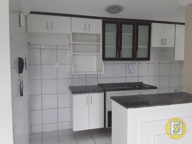 Apartamento para alugar com 2 dormitórios em Alagadiço novo, Fortaleza cod:49627 - Foto 5