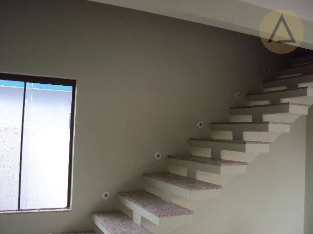 Atlântica imóveis tem casa tríplex para venda/locação no bairro Cidade Praiana em Rio das  - Foto 12