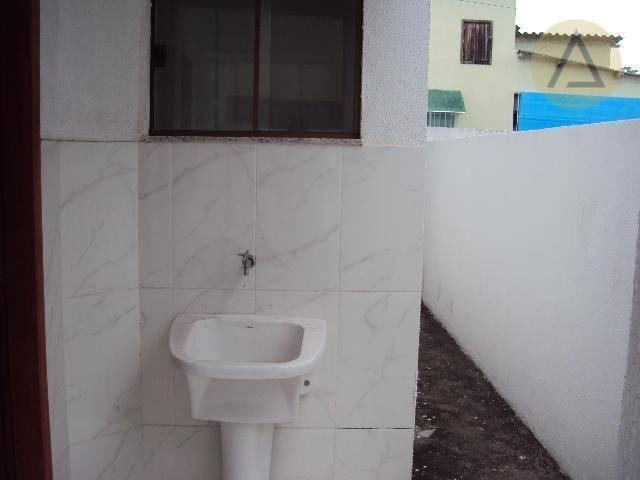 Atlântica imóveis tem casa tríplex para venda/locação no bairro Cidade Praiana em Rio das  - Foto 10