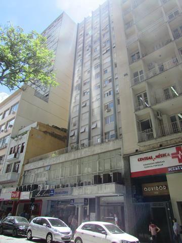 Apartamento para alugar com 1 dormitórios em Centro, Porto alegre cod:LCR25461