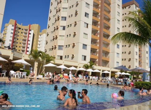 Apartamento 3 quartos para temporada em caldas novas, prive das thermas ii, 3 dormitórios, - Foto 7