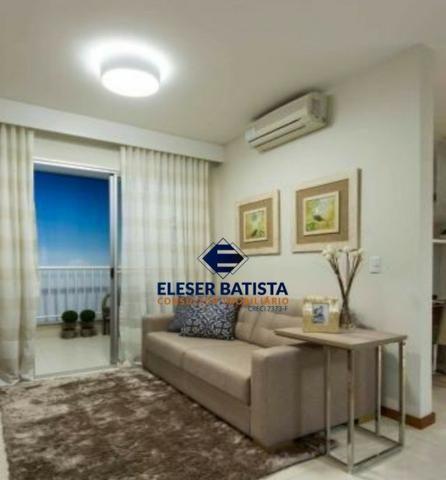 DWC - Apartamento Veredas Buritis 2 Quartos c/ suite Colinas de Laranjeiras - ES - Foto 16