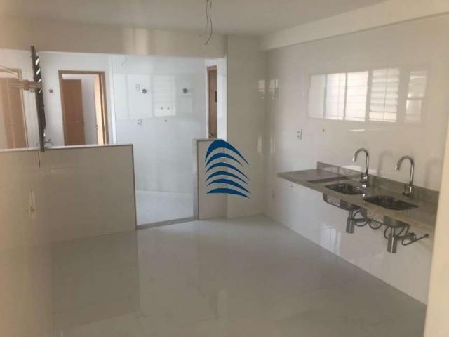 Apartamento à venda com 4 dormitórios em Rio vermelho, Salvador cod:NL1035G - Foto 6