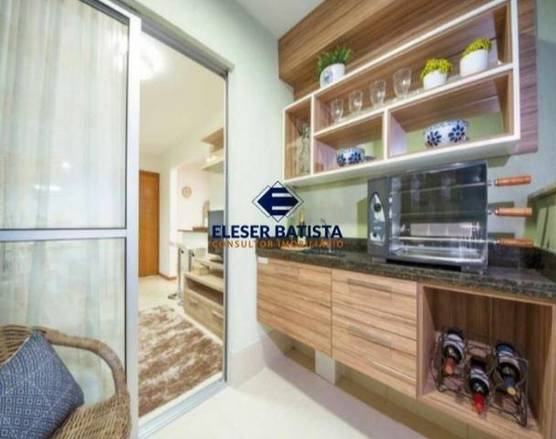 DWC - Apartamento Veredas Buritis 2 Quartos c/ suite Colinas de Laranjeiras - ES - Foto 12