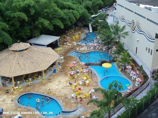 Apartamento 2 quartos para temporada em caldas novas, golden dolphin grand hotel, 2 dormit - Foto 11