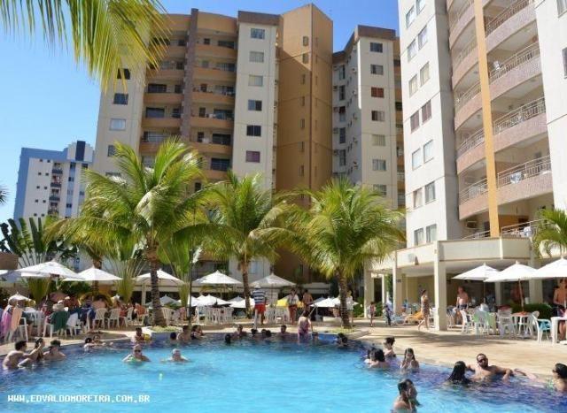 Apartamento 2 quartos para temporada em caldas novas, prive das thermas ii, 2 dormitórios, - Foto 11