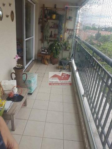 Apartamento com 3 dormitórios para alugar, 140 m² por R$ 5.000/mês - Ipiranga - São Paulo/ - Foto 6