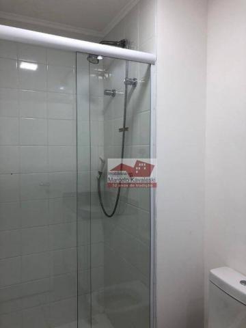 Apartamento novo !!! otimo condominio e boa localização!!! - Foto 8