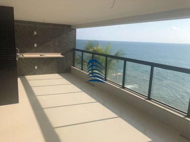 Apartamento à venda com 4 dormitórios em Rio vermelho, Salvador cod:NL1035G - Foto 3