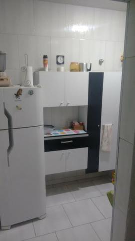 Excelente casa com sala 02 dormitórios condições de ampliar - Foto 8