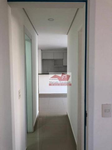 Apartamento novo !!! otimo condominio e boa localização!!! - Foto 10