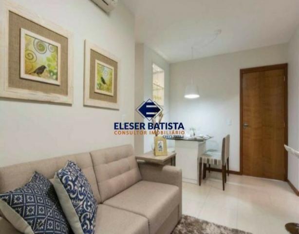 DWC - Apartamento Veredas Buritis 2 Quartos c/ suite Colinas de Laranjeiras - ES - Foto 7