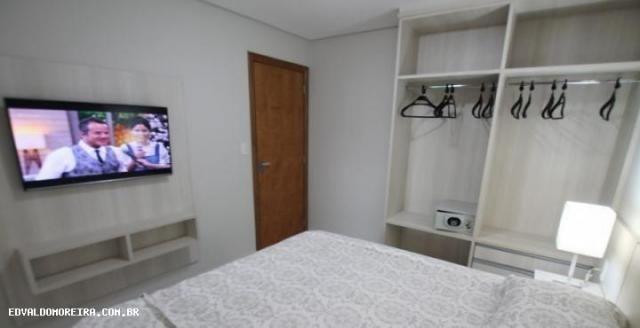 Apartamento 3 quartos para temporada em caldas novas, golden dolphin supreme, 3 dormitório - Foto 18