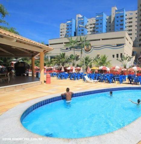 Flat para temporada em caldas novas, golden dolphin grand hotel, 1 dormitório, 1 suíte, 1  - Foto 6