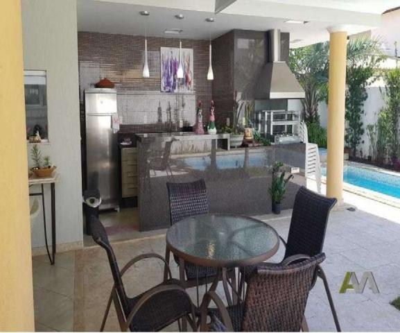 Casa à venda com 4 dormitórios em Alphaville i, Salvador cod:AM 314 - Foto 4