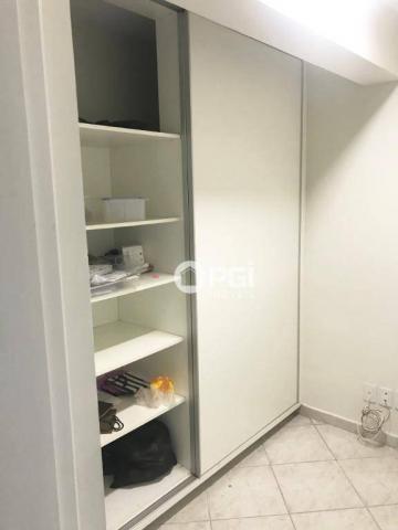 Apartamento com 3 dormitórios para alugar, 155 m² por r$ 1.200/mês - centro - ribeirão pre - Foto 13