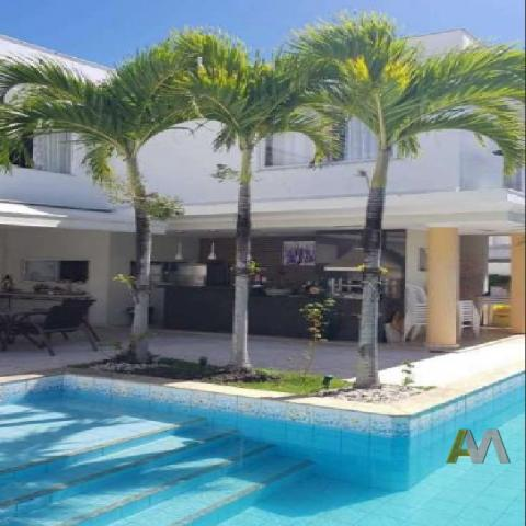 Casa à venda com 4 dormitórios em Alphaville i, Salvador cod:AM 314 - Foto 2