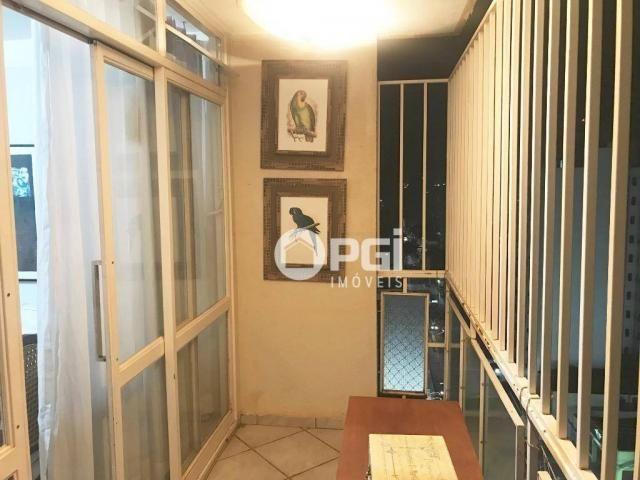 Apartamento com 3 dormitórios para alugar, 155 m² por r$ 1.200/mês - centro - ribeirão pre - Foto 4