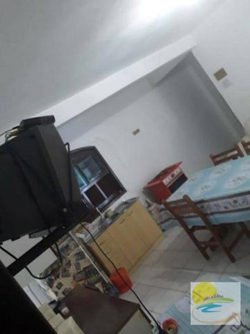 Casa com 2 dormitórios para alugar, 60 m² por R$ 450/dia - Brasília - Itapoá/SC - Foto 3