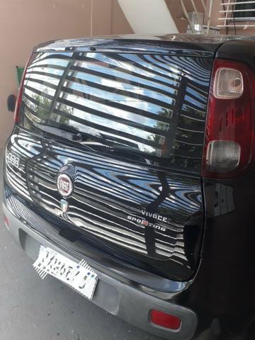 Vende Uno vivase completo 2010/2011 bem conservado,4 pneus novos todo revisado - Foto 4