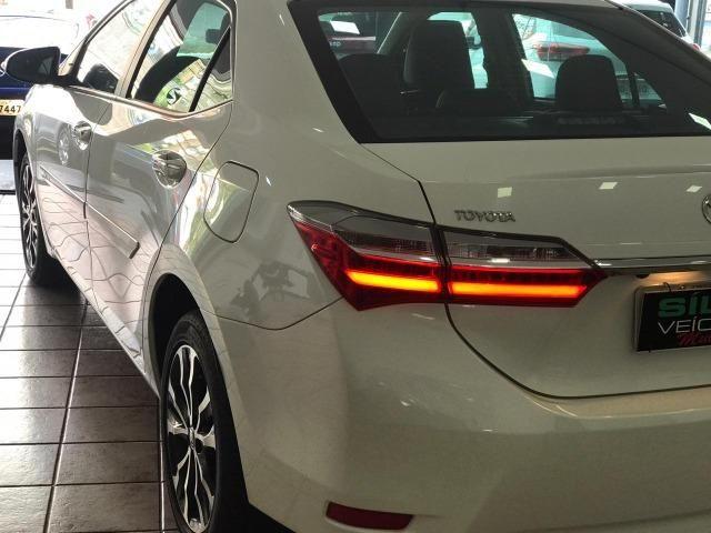 Corolla XEI Multi Drive S 2.0 2019 Branco Apenas 6 mil km - Foto 17